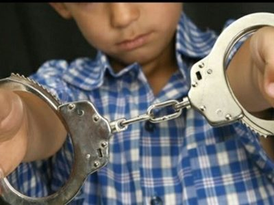 جرائم اطفال و نوجوانان و نحوه رسیدگی کیفری