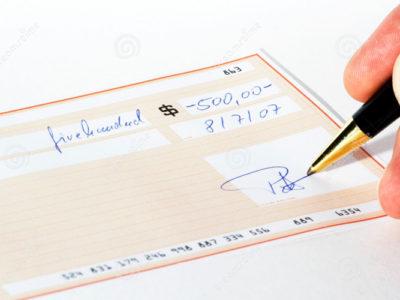 وصول وجه چک و روش های مطالبه چک های برگشتی چگونه است؟