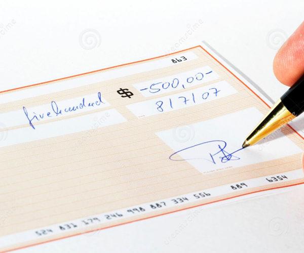 به اجرا گذاشتن چک و چگونگی آن در مراجع ثبتی و قانون تجارت